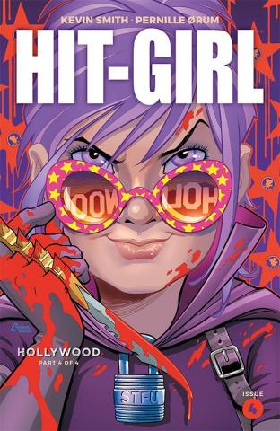 Hit-Girl, Season Two #4 (Conner Cover)