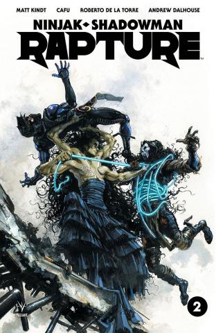 Rapture #2 (20 Copy Crain Cover)