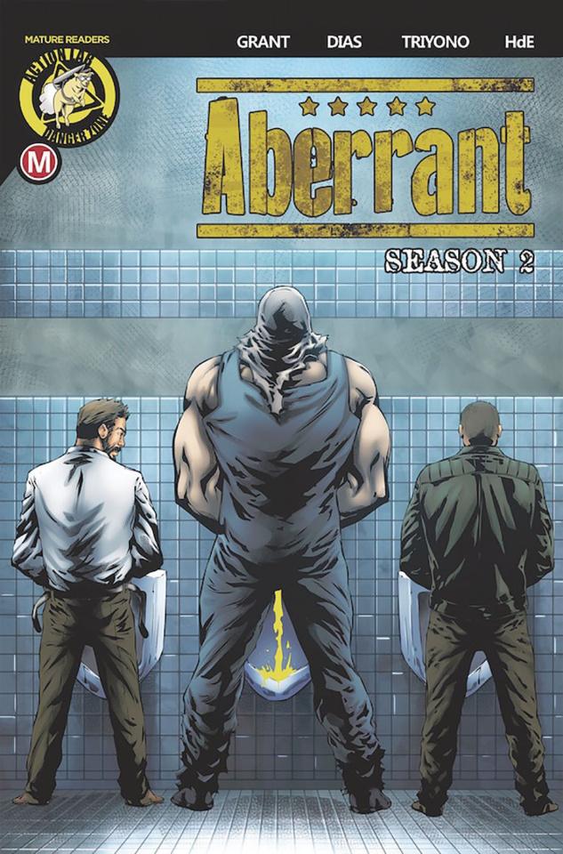 Aberrant, Season 2