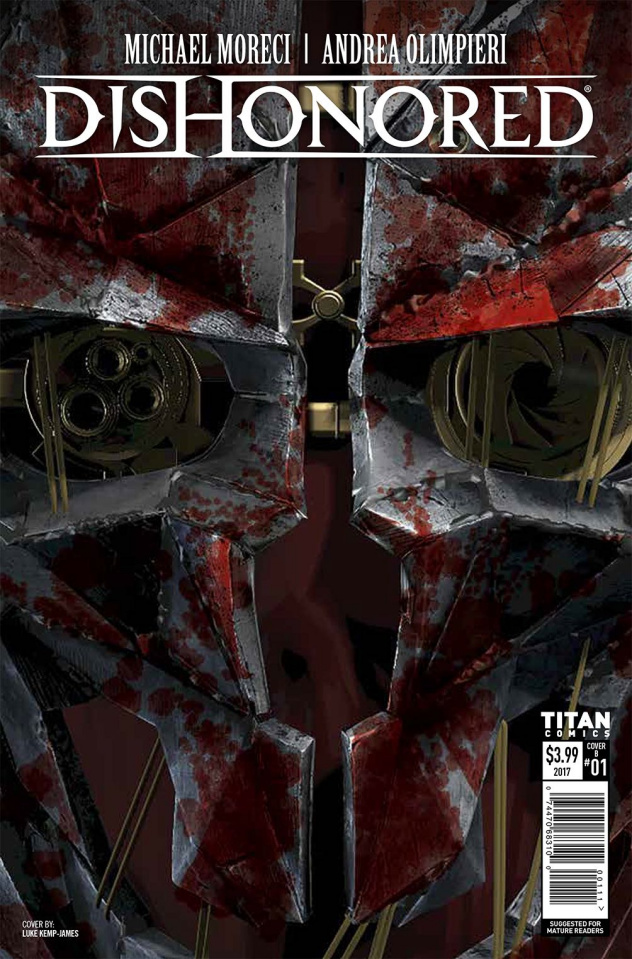 Dishonored: Peeress and the Price #1 (Game Cover)