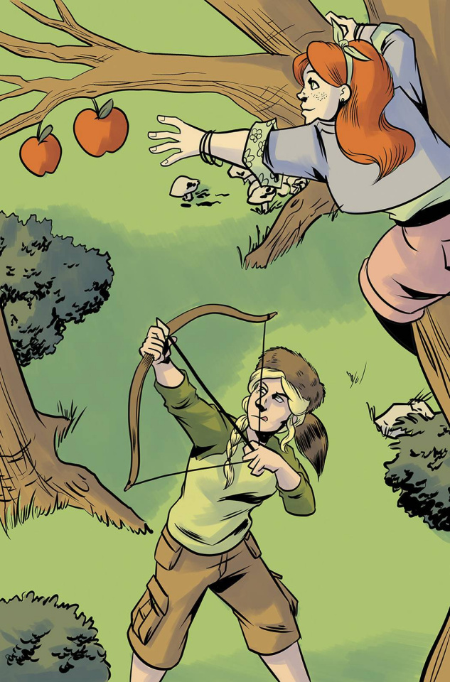 Lumberjanes #6 (20 Copy McDonald Cover)