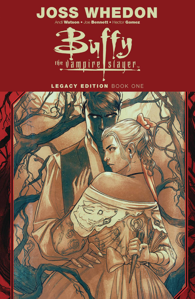 Buffy the Vampire Slayer Vol. 1 (Legacy Edition)