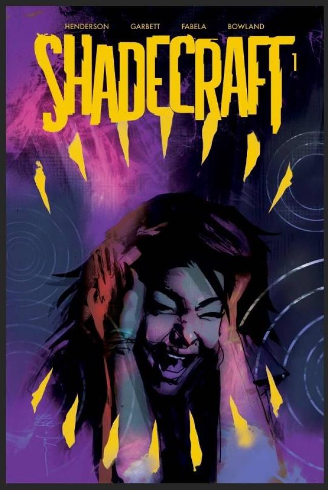 Shadecraft #1 (3rd Printing)