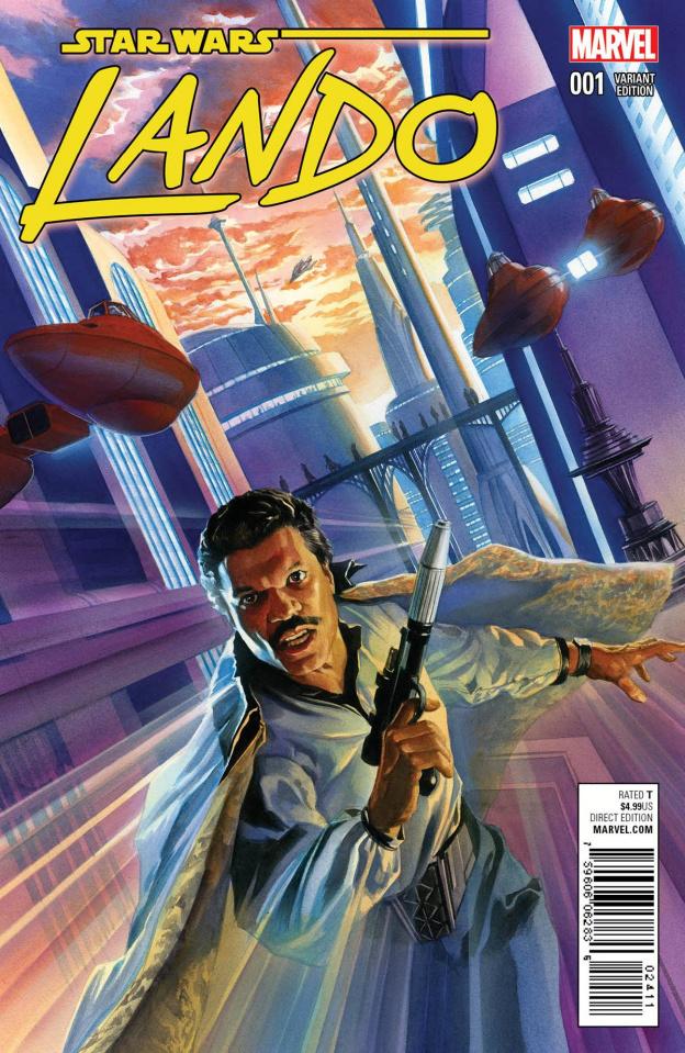 Star Wars: Lando #1 (Ross Cover)
