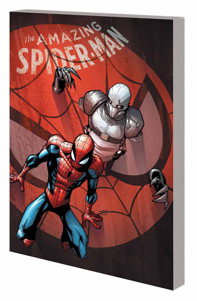 The Amazing Spider-Man Vol. 4: Graveyard Shift