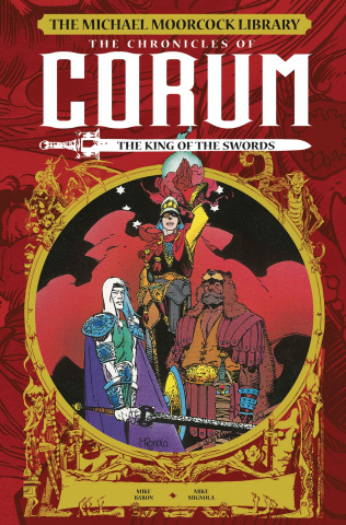 The Chronicles of Corum Vol. 3: The King of the Swords