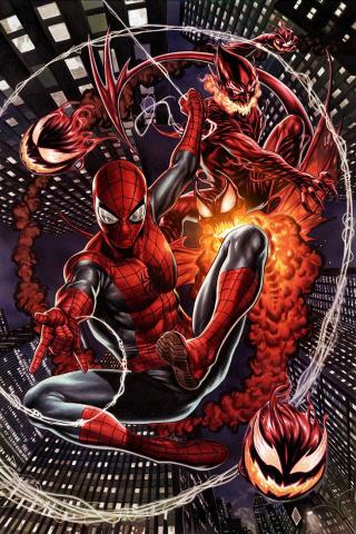 Conan the Barbarian #4 (Brooks Spider-Man Villains Cover)