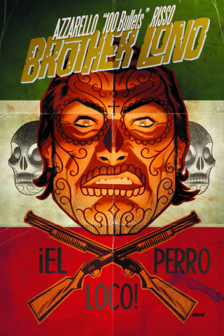 100 Bullets: Brother Lono #8