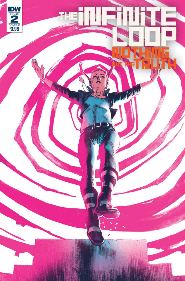 The Infinite Loop: Nothing But the Truth #2 (Albuquerque Cover)