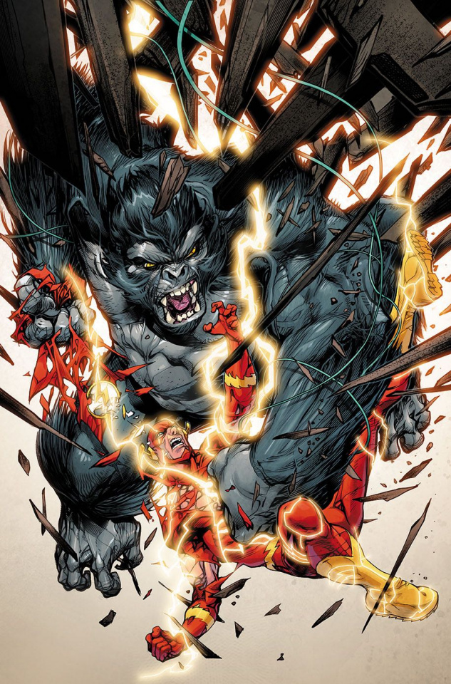 The Flash #40 (Variant Cover)