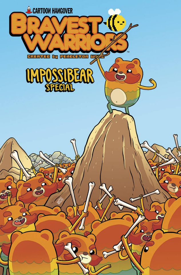 Bravest Warriors #1: 2014 Impossibear Special