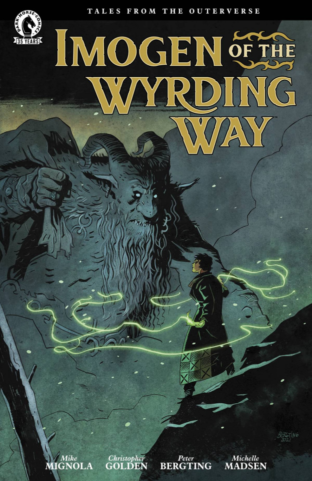 Imogen of the Wyrding Way (Bergting Cover)