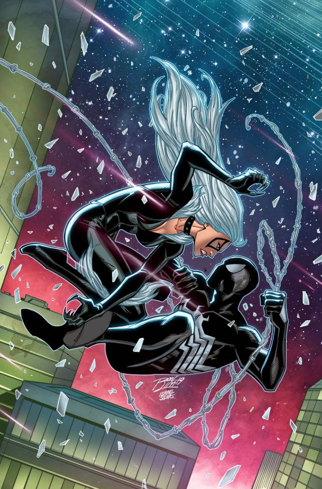 Symbiote Spider-Man #4 (Lim Cover)