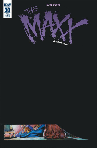 The Maxx: Maxximized #30 (Subscription Cover)