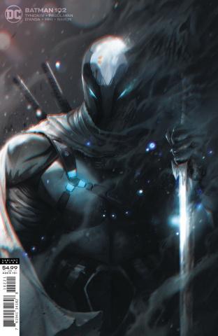 Batman #102 (Francesco Mattina Card Stock Cover)