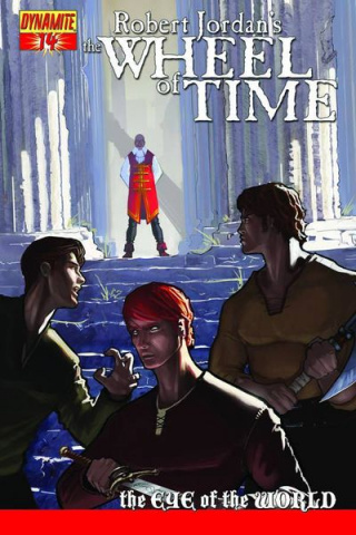 The Wheel of Time: Eye of the World #14