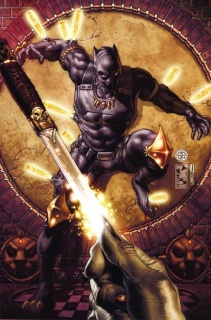 Black Panther: The Man Without Fear #515