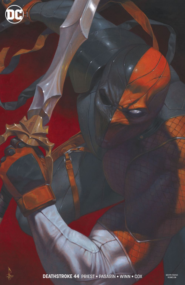 Deathstroke #44 (Variant Cover)