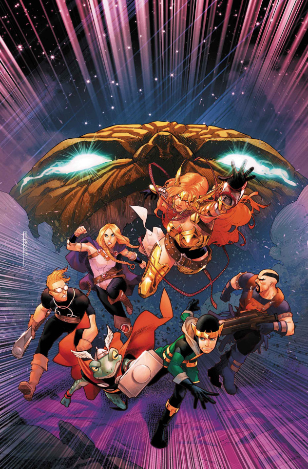 Asgardians of the Galaxy #7