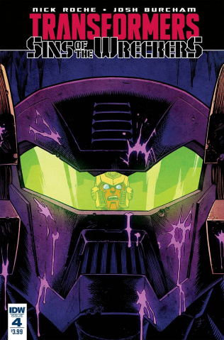 The Transformers: Sins of the Wreckers #4