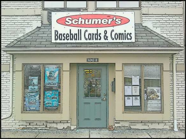 Schumer's Cards & Comics