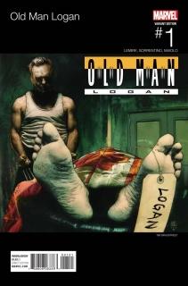 Old Man Logan #1 (Bradstreet Hip Hop Cover)