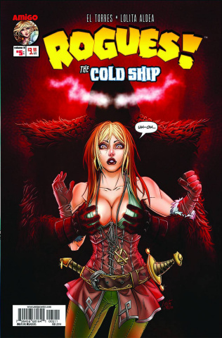 Rogues! #5: The Cold Ship