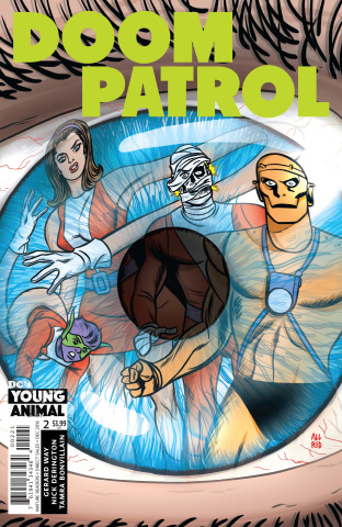 Doom Patrol #2 (Variant Cover)