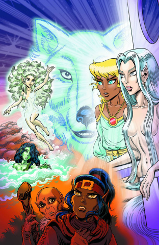 ElfQuest: The Final Quest #8