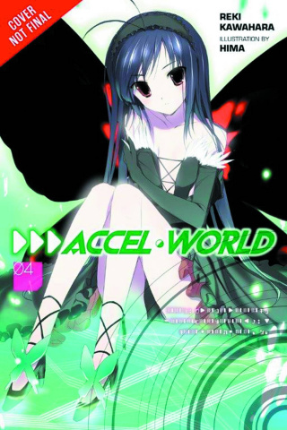 Accel World Vol. 4