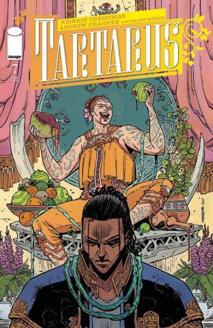 Tartarus #7 (Krahnke Cover)