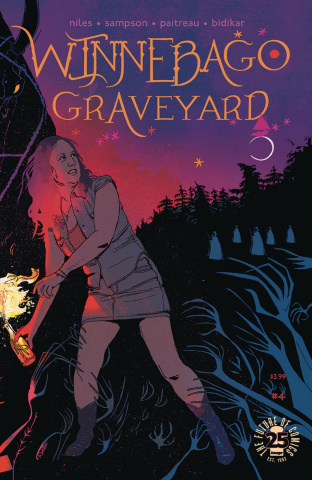 Winnebago Graveyard #4 (Sampson Cover)