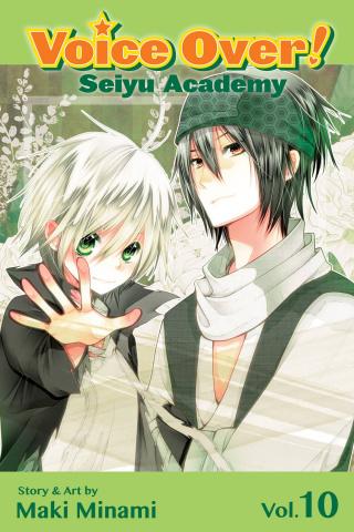 Voice Over! Seiyu Academy Vol. 10