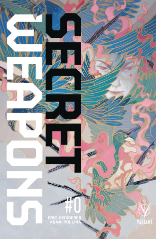 Secret Weapons #0 (20 Copy Hong Cover)