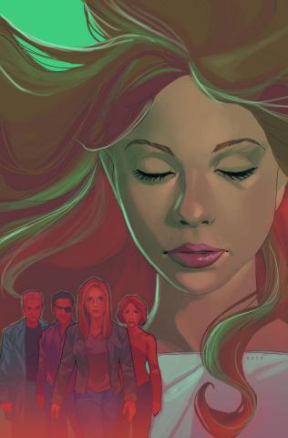 Buffy the Vampire Slayer, Season 9: Freefall #22