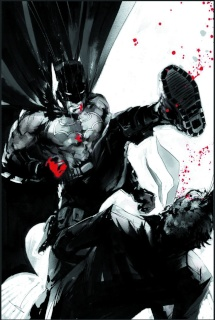 All-Star Batman #2 (Jock Cover)