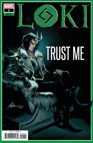 Loki #1 (Albuquerque Cover)