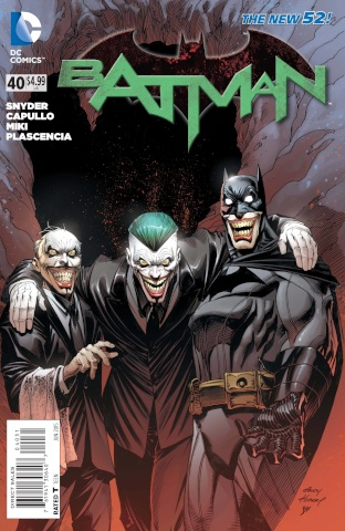 Batman #40 (Variant Cover)