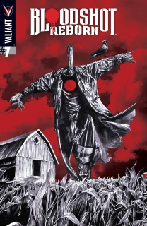 Bloodshot: Reborn #7 (Suayan Cover)