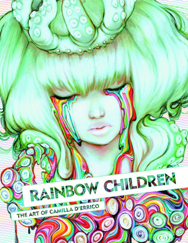 The Art of Camilla d'Errico Vol. 3: Rainbow Children