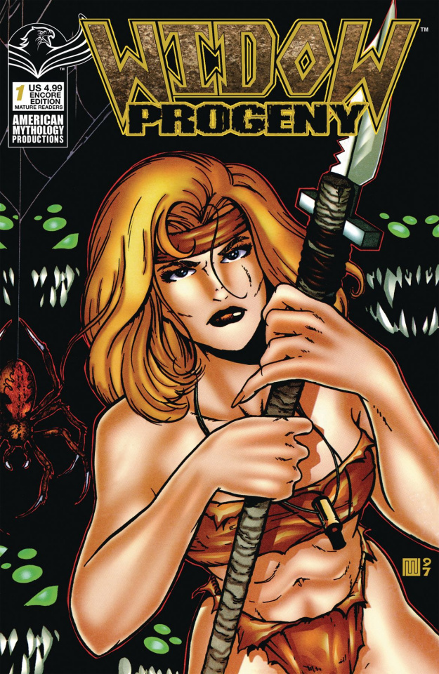 Widow: Progeny #1 (Encore Cover)