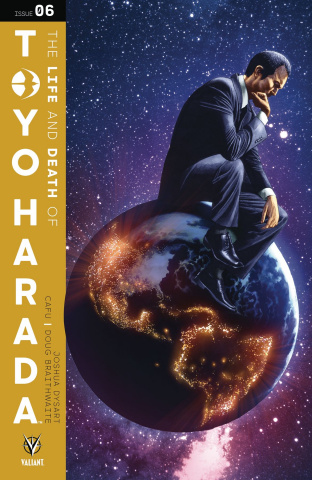 The Life and Death of Toyo Harada #6 (Suayan Cover)