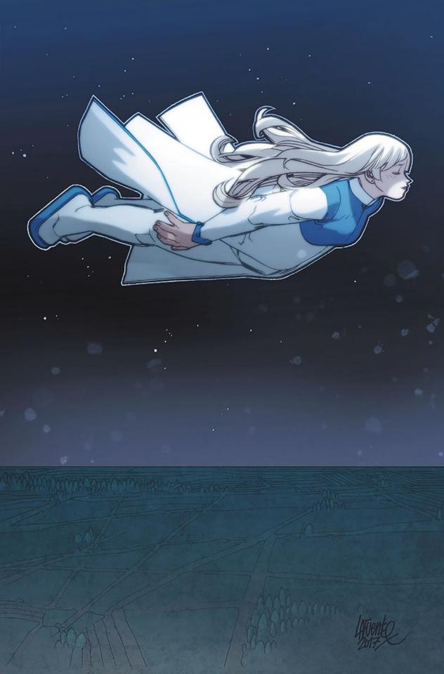 Faith's Winter Wonderland Special #1 (20 Copy Lafuente Cover)