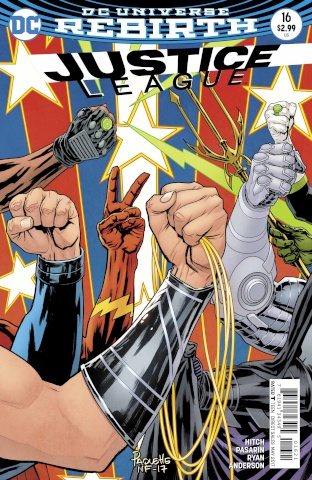 Justice League #16 (Variant Cover)