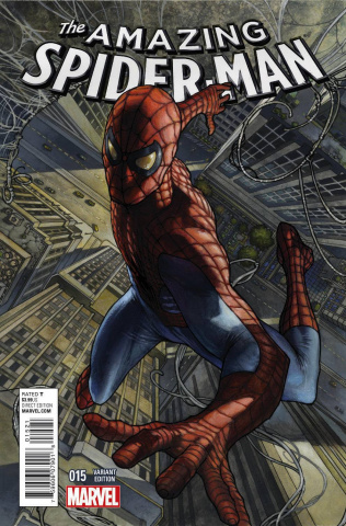 The Amazing Spider-Man #15 (Bianchi Cover)