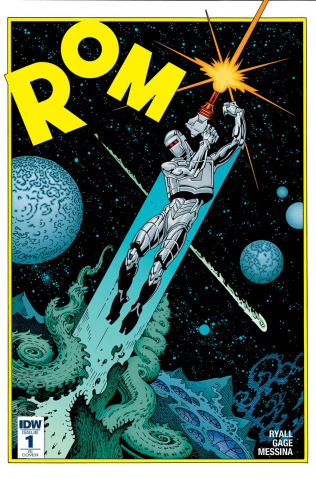 ROM #1 (100 Copy Cover)