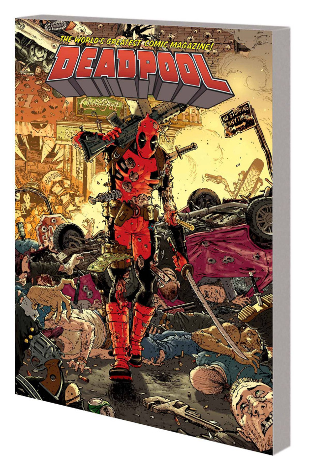 Deadpool: The World's Greatest Comic Book Magazine! Vol. 2