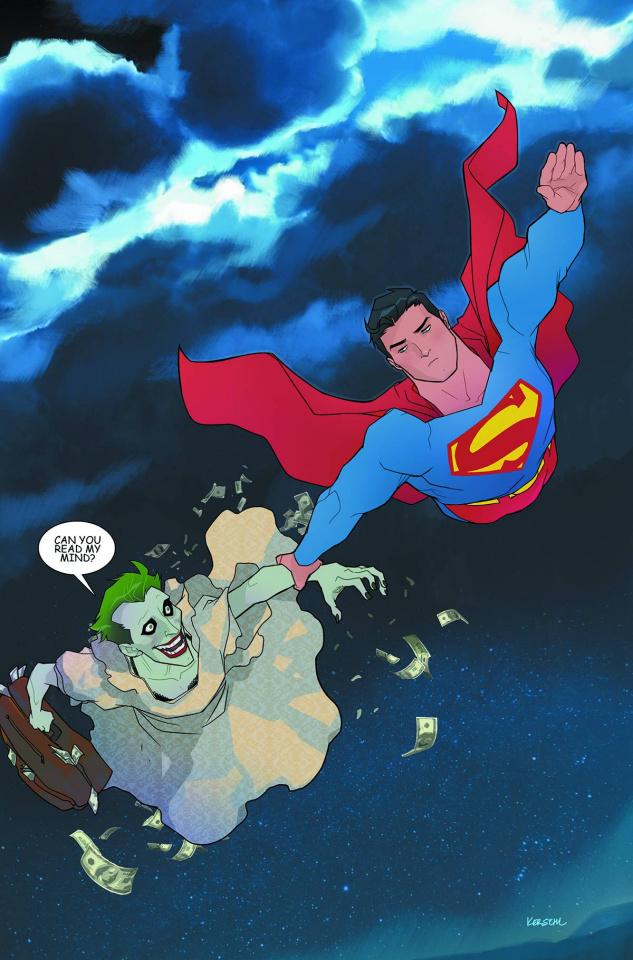 Superman #41 (The Joker Variant)