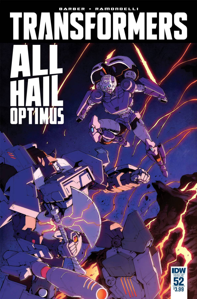 The Transformers #52