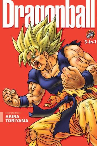 Dragonb Vol. 9 (3-in-1 Edition)